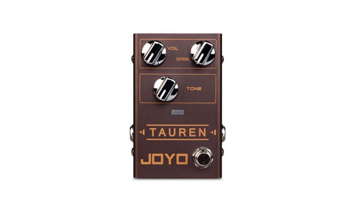 Joyo Audio Debuts the Tauren and O.M.B