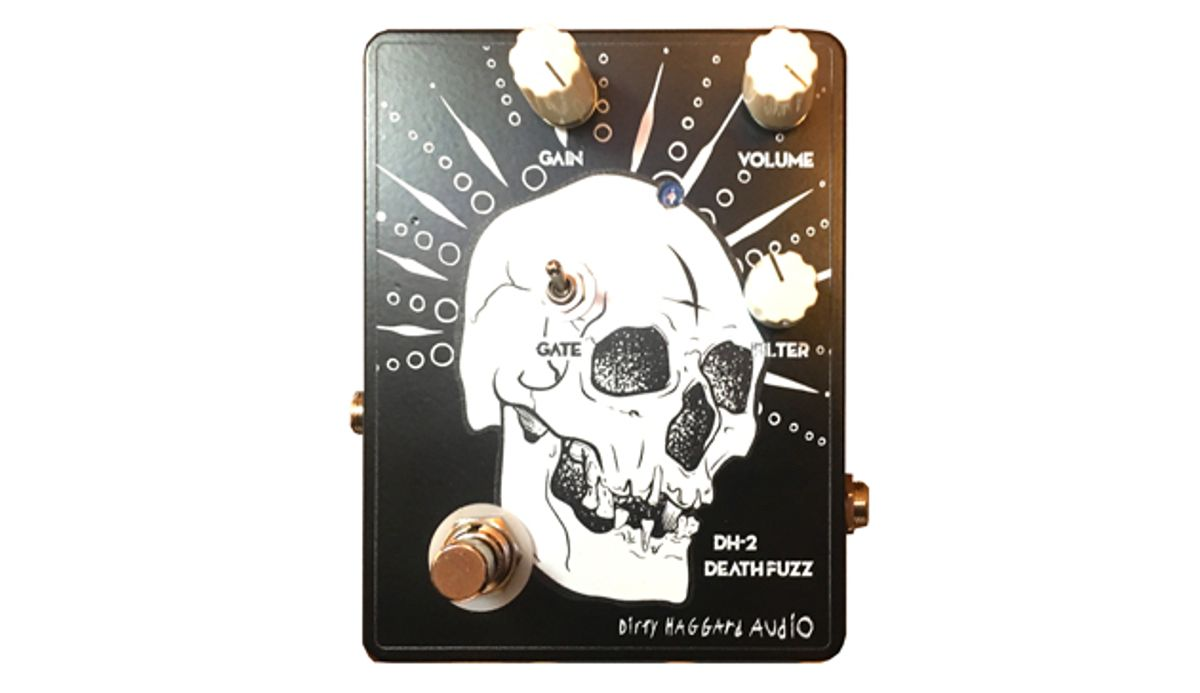 Dirty Haggard Audio Releases the DH-2 Deathfuzz