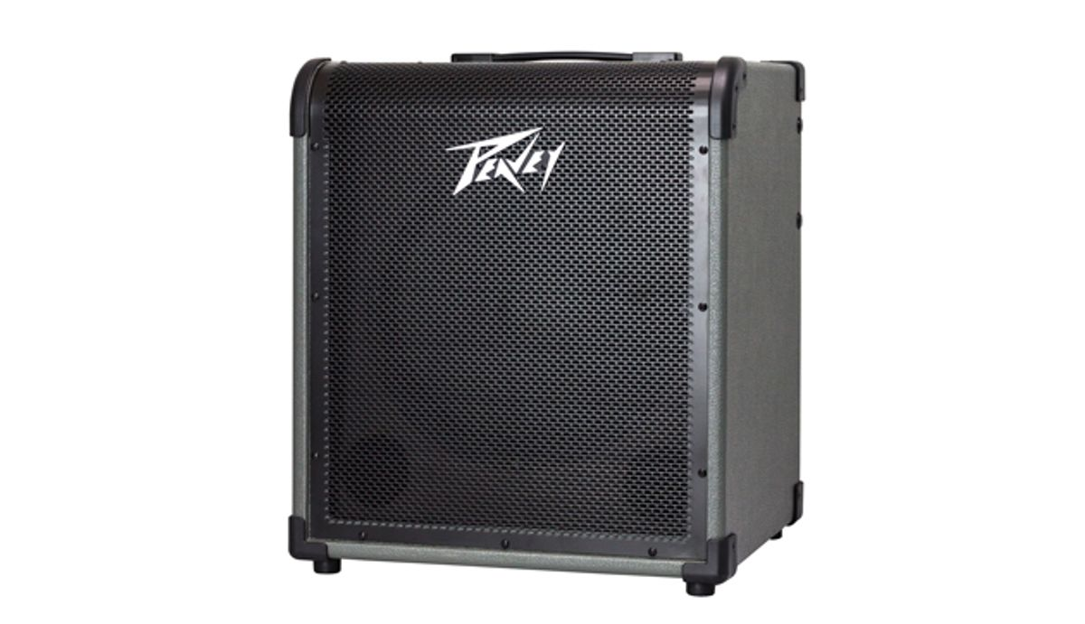 Peavey Unveils the MAX Bass Amp Series
