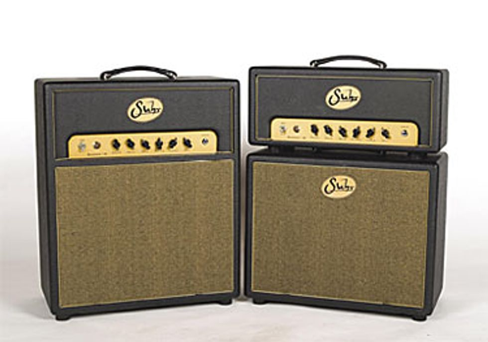 SUHR 18-watt Badger Combo