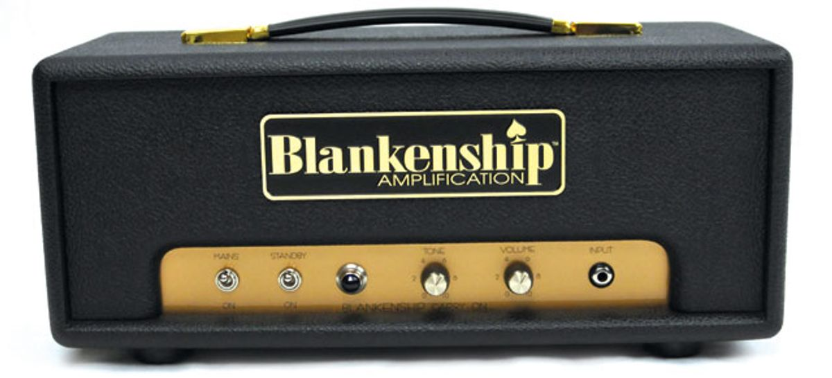 Blankenship Amplification Mini-LEEDS21 Carry-On Amp Head Review