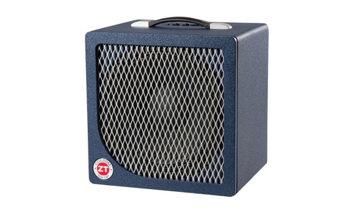 ZT Amplifiers Announces the Custom Shop Jazz Club Amp