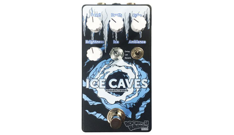 Rocket Surgeon Introduces the Ice Caves Ambient Reverb