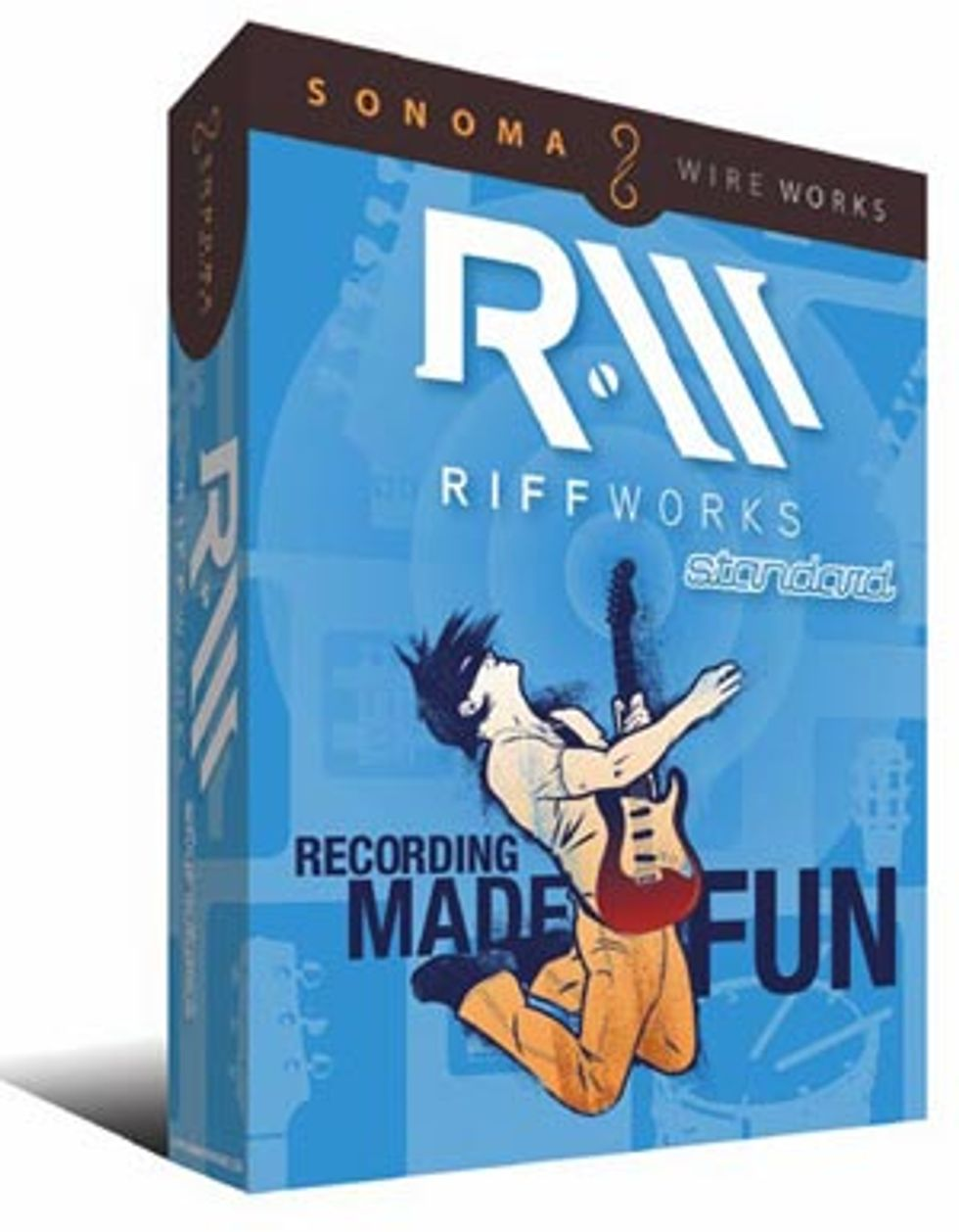 Riffworks Standard Digital Recording Software