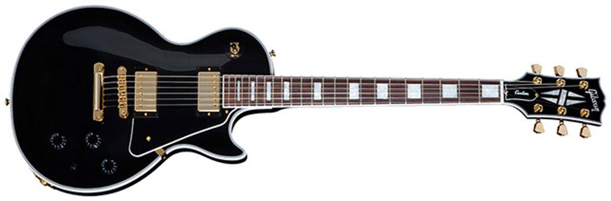Gibson Announces Les Paul Custom Lite