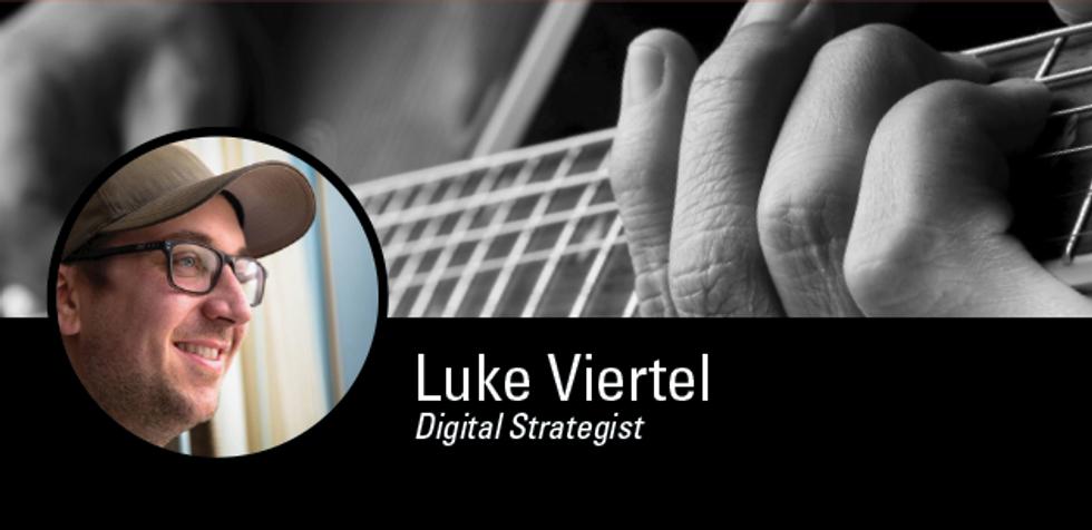 Luke Viertel - Digital Strategist