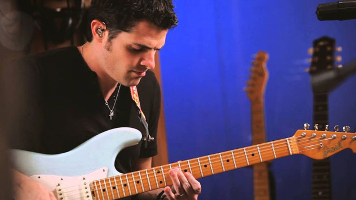 Stoppin' on a Dime: Using Double- and Triple-Stops to Enhance Your Grooves