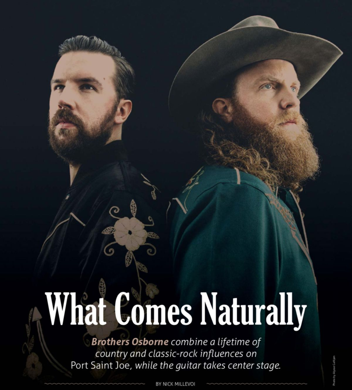 Brothers Osborne: What Comes Naturally
