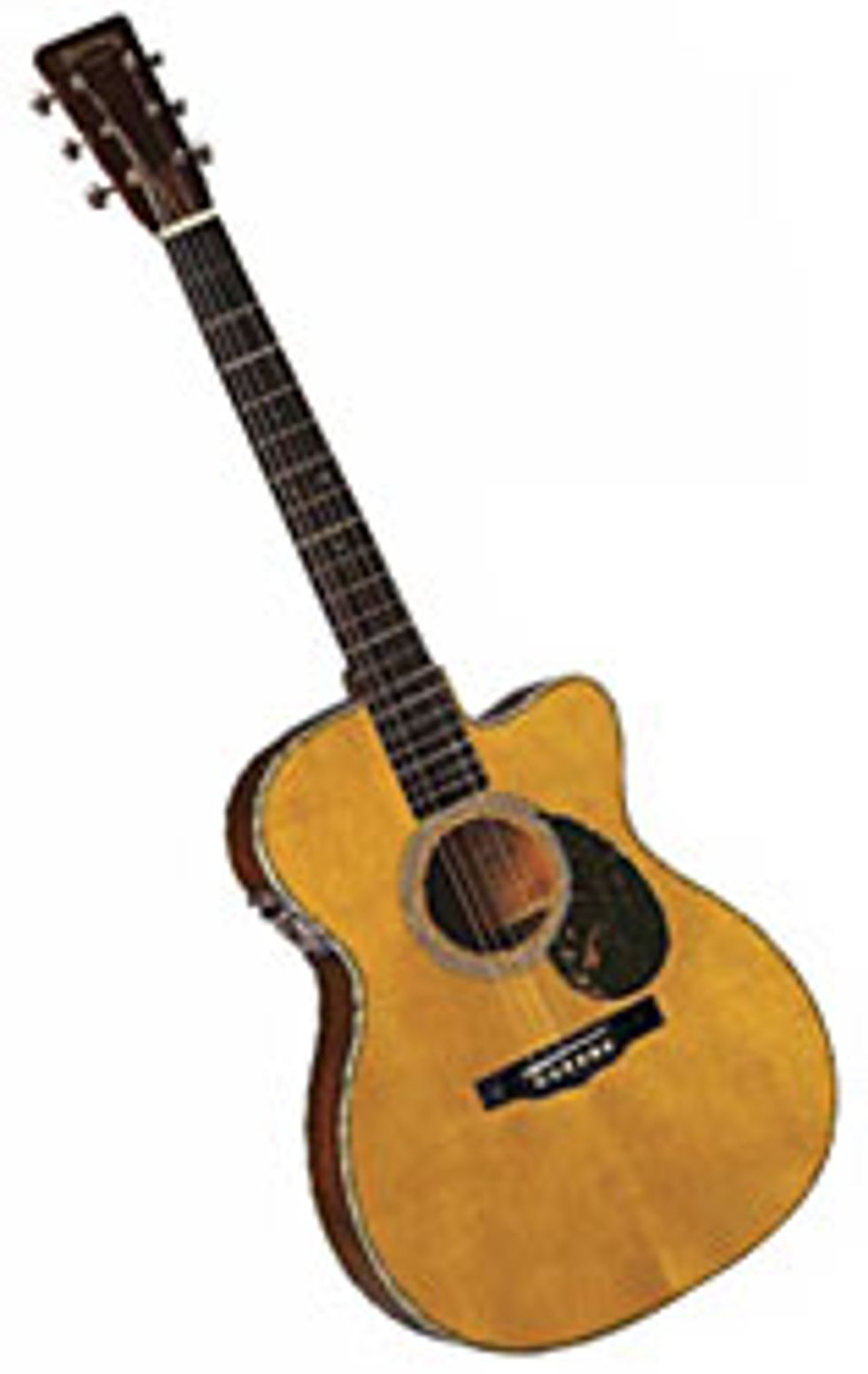 Martin OMCRE Acoustic