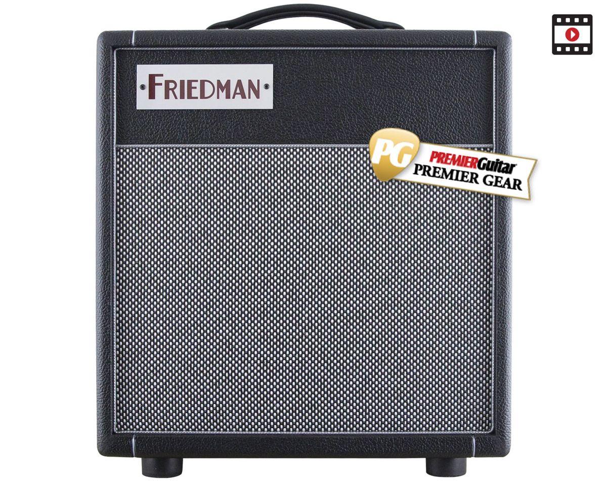 Friedman Dirty Shirley Mini Review