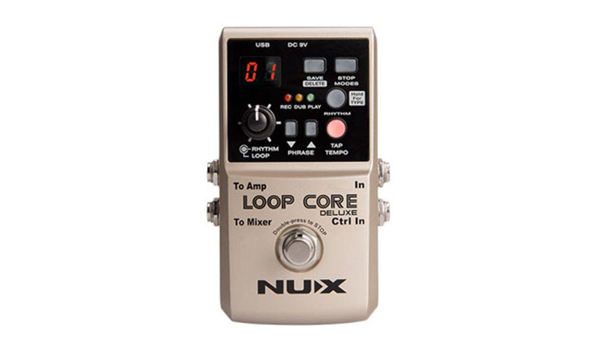 Nu-X Announces the Loop Core Deluxe