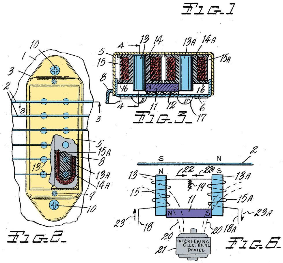dearmond wiring diagram chevrolet volt gauge wiring Ford Truck Wiring Diagrams Single Coil Pickup Wiring Diagram