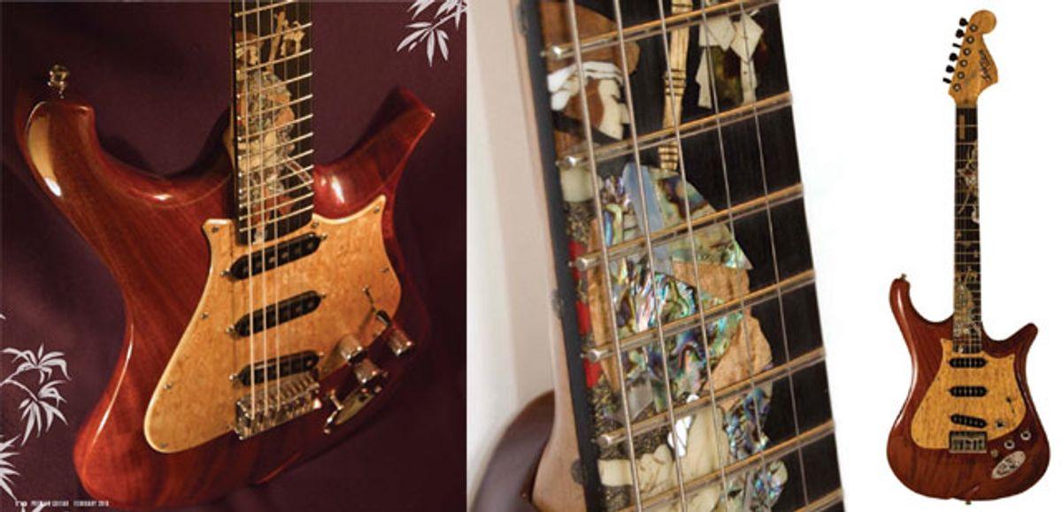 Lindsay Wilson Guitars