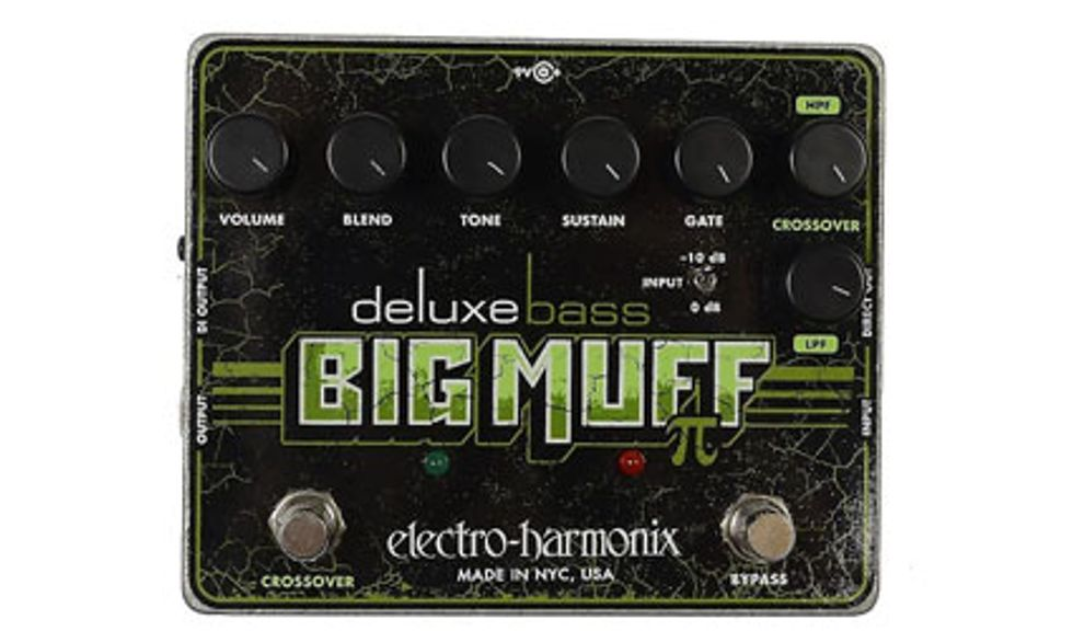How Big Is Your Muff Electro Harmonix Big Muff Fuzz Pedal Guide