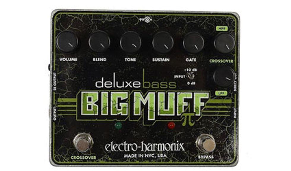 Big Muff Versions Quick Identifier