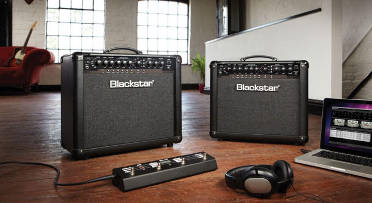 Blackstar Amplification Expands ID: Series