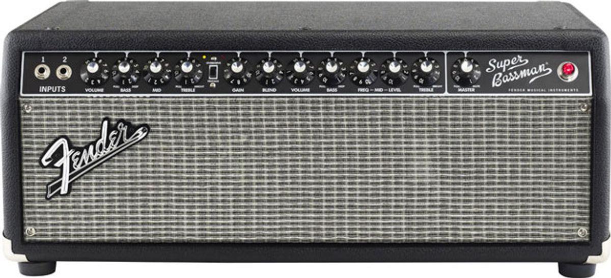 Fender Super Bassman Pro Bass Amplifier Review