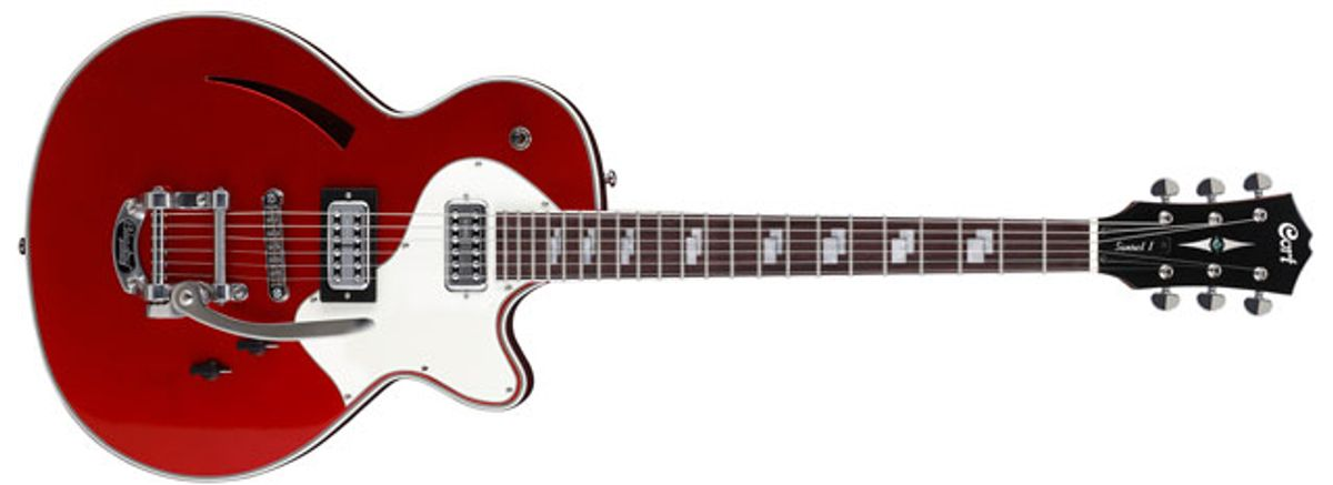 Cort Releases Sunset Series Guitars