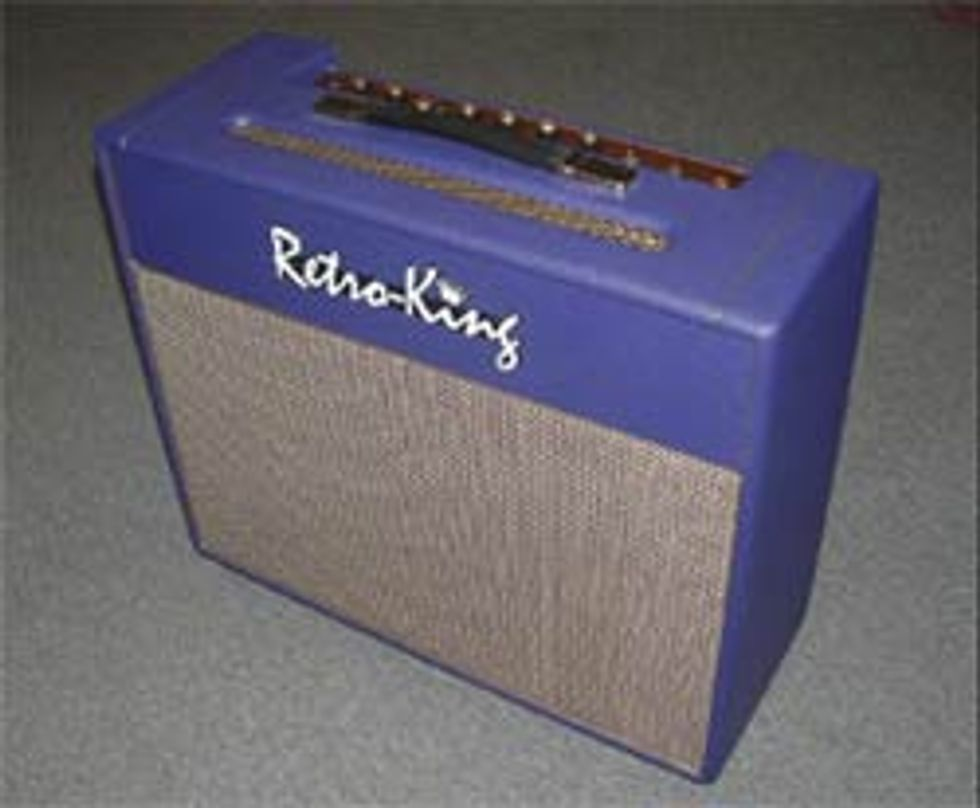 Retro King 18-Watt Combo