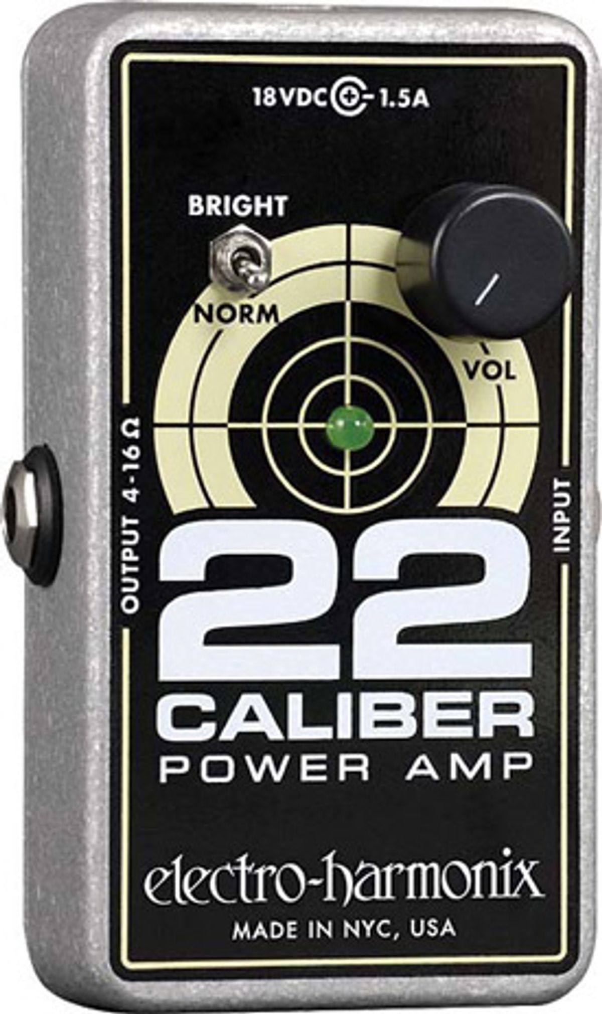 Electro-Harmonix 22 Caliber Power Amp Review
