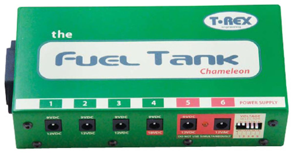 T-Rex Fuel Tank Chameleon Review
