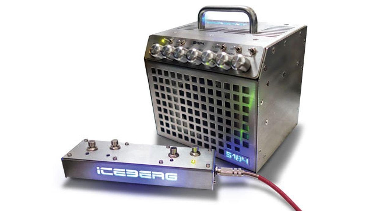 Iceberg Amplifiers Presents the Steel Chicken