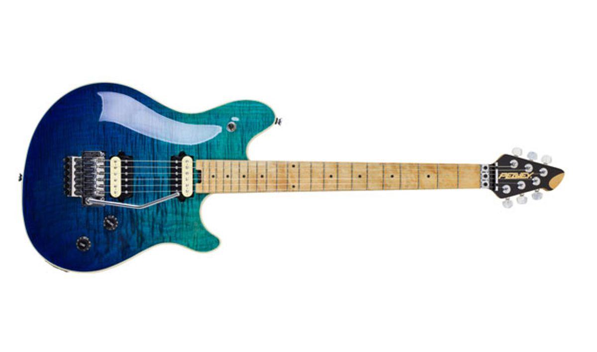 Peavey Announces the HP2 Guitar