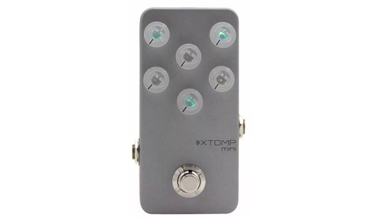 Hotone Launches the XTOMP Mini