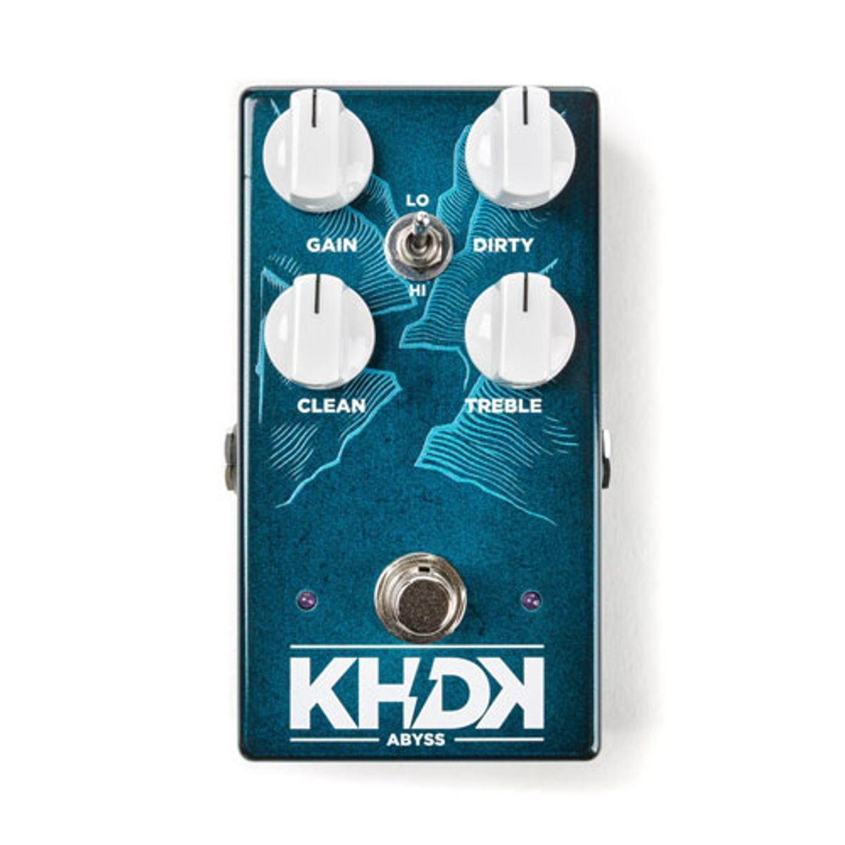 KHDK Electronics Introduces the Abyss Bass Overdrive
