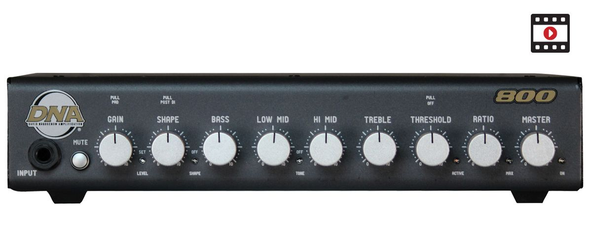 David Nordschow Amplification DNA-800 Review