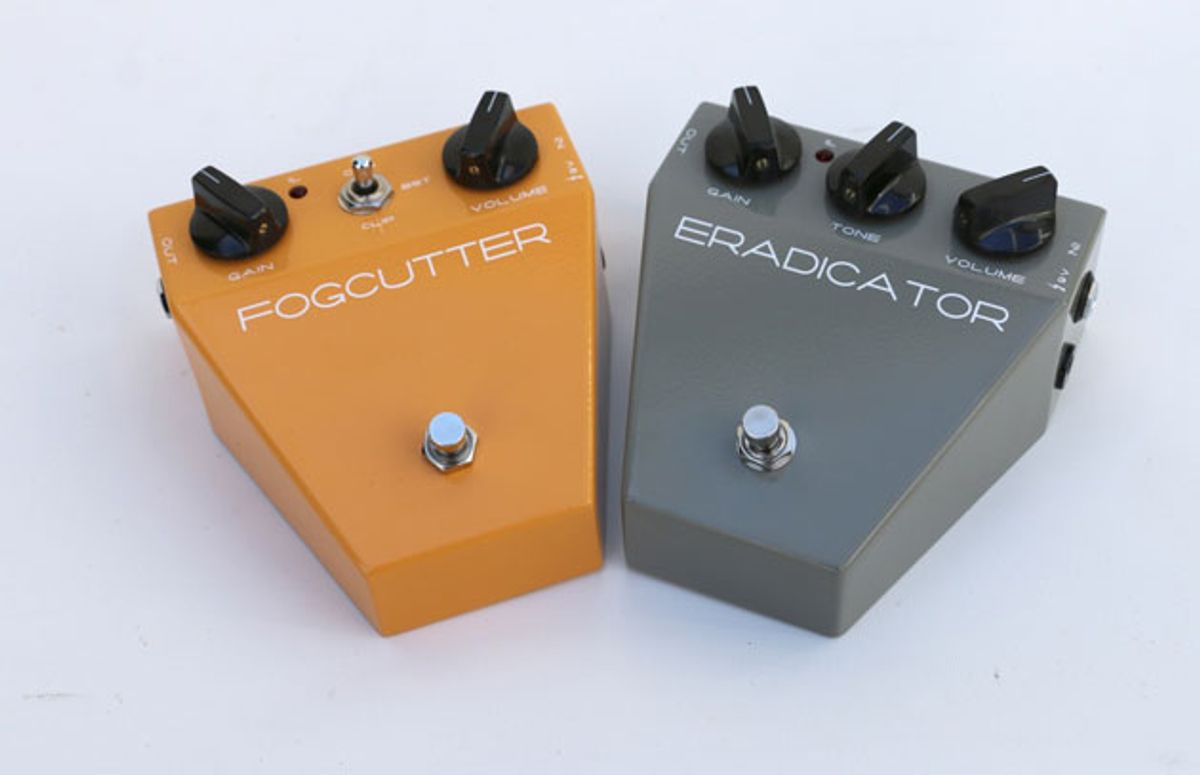 Satellite Amplifiers Introduces New Effects Pedals