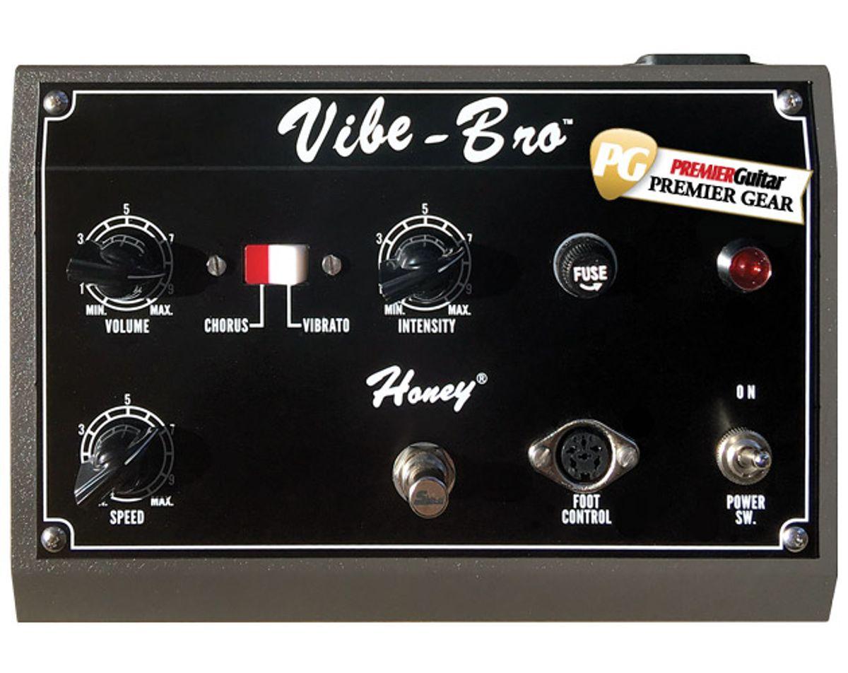 Shin-Ei Vibe-Bro Review