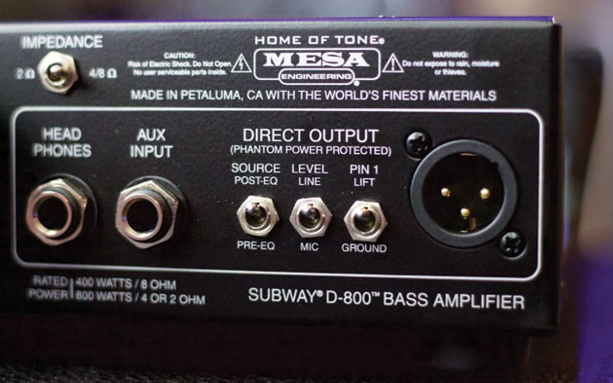 On Bass: Low-End Life Hacks