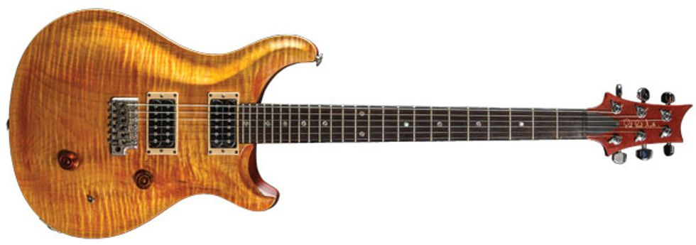 vintage vault 1985 paul reed smith custom premier guitar. Black Bedroom Furniture Sets. Home Design Ideas