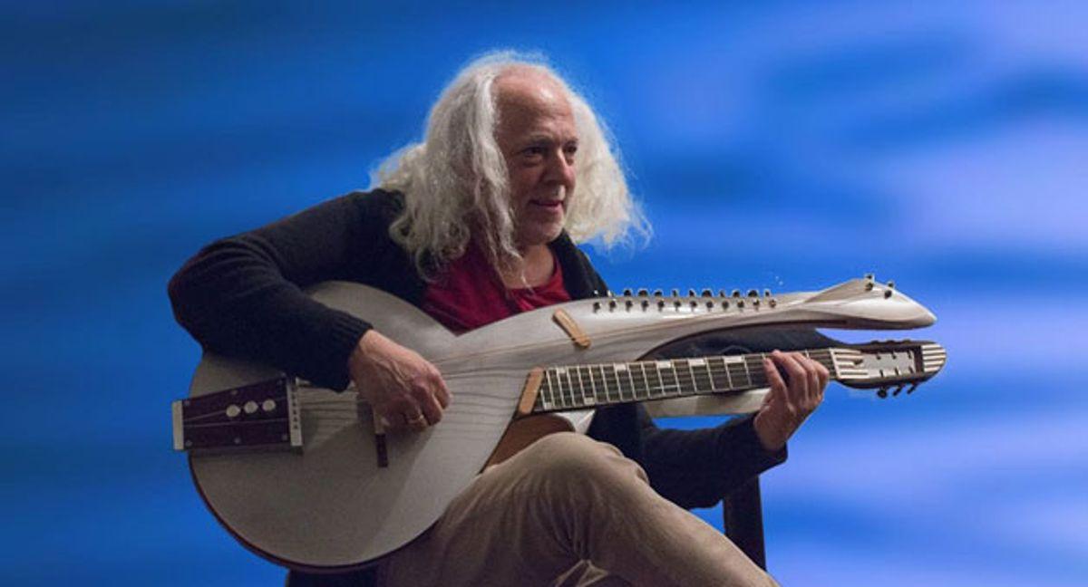 Woodstock Sessions Announces David Torn Workshop