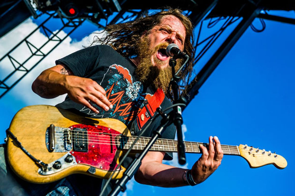 More Than Beer & Blood: Red Fang's Bryan Giles and David Sullivan