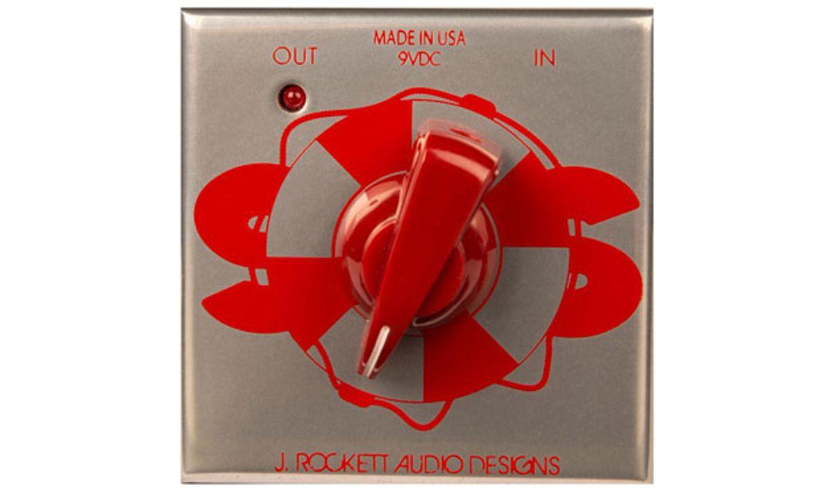 J. Rockett Audio Designs Releases the SOS Buffer