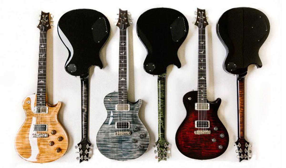 PRS Guitars Announces the Tremonti Baritone