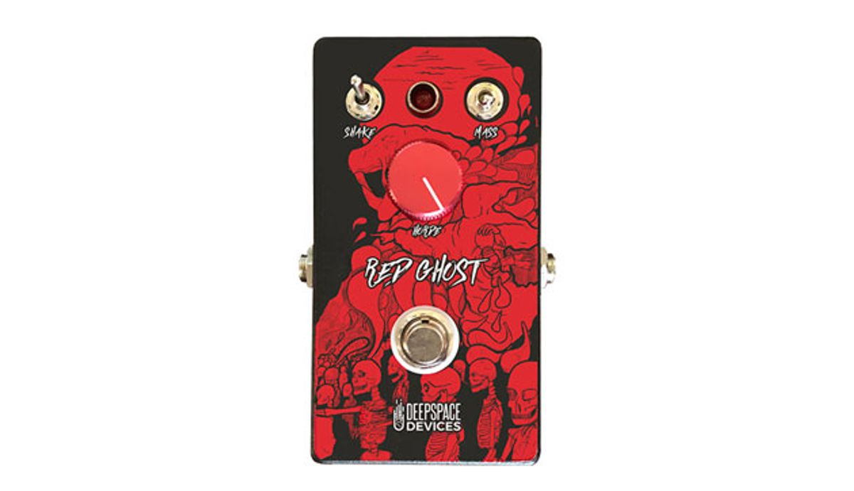 Deep Space Devices Unveils the Red Ghost Distortion