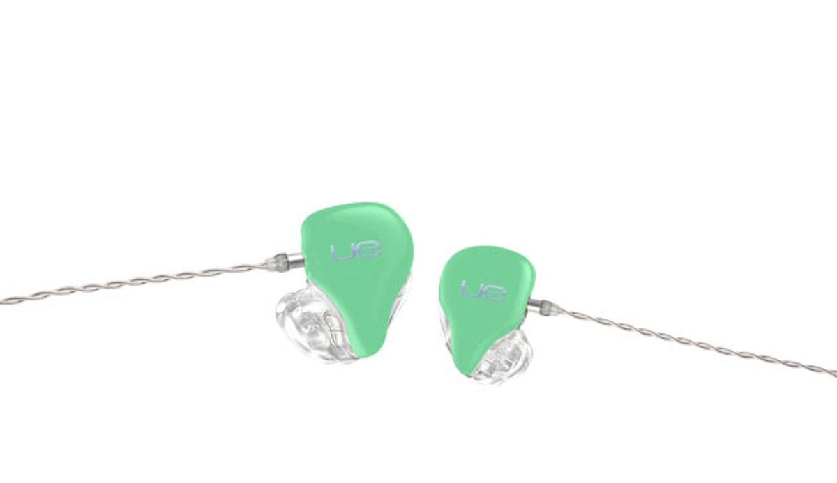 Ultimate Ears Releases UE Live and UE 6 Pro In-Ear Monitors