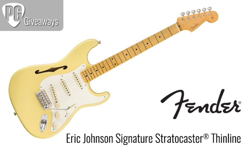 Eric Johnson Strat