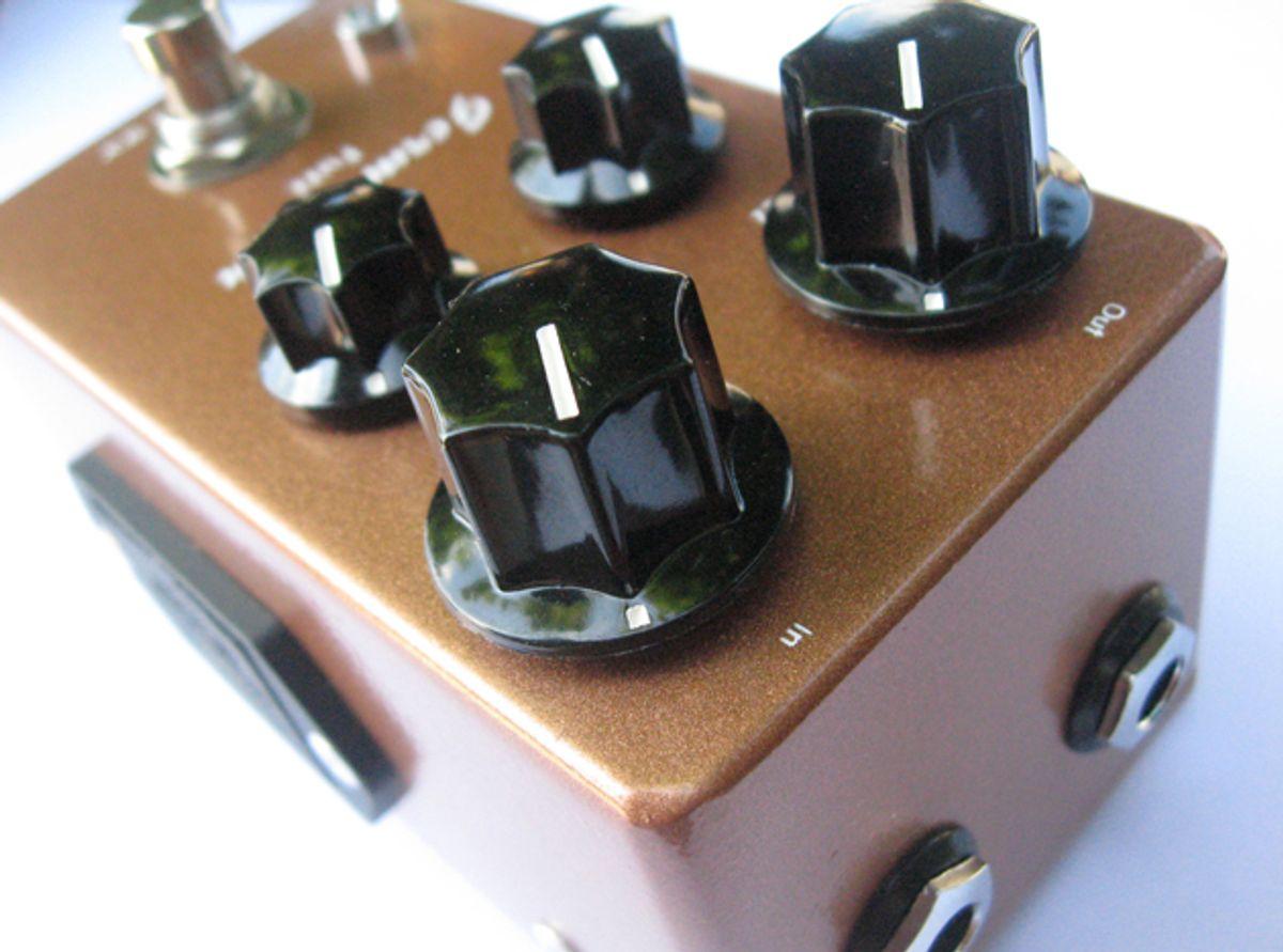 New Germanium Fuzz V2 From Buffalo FX