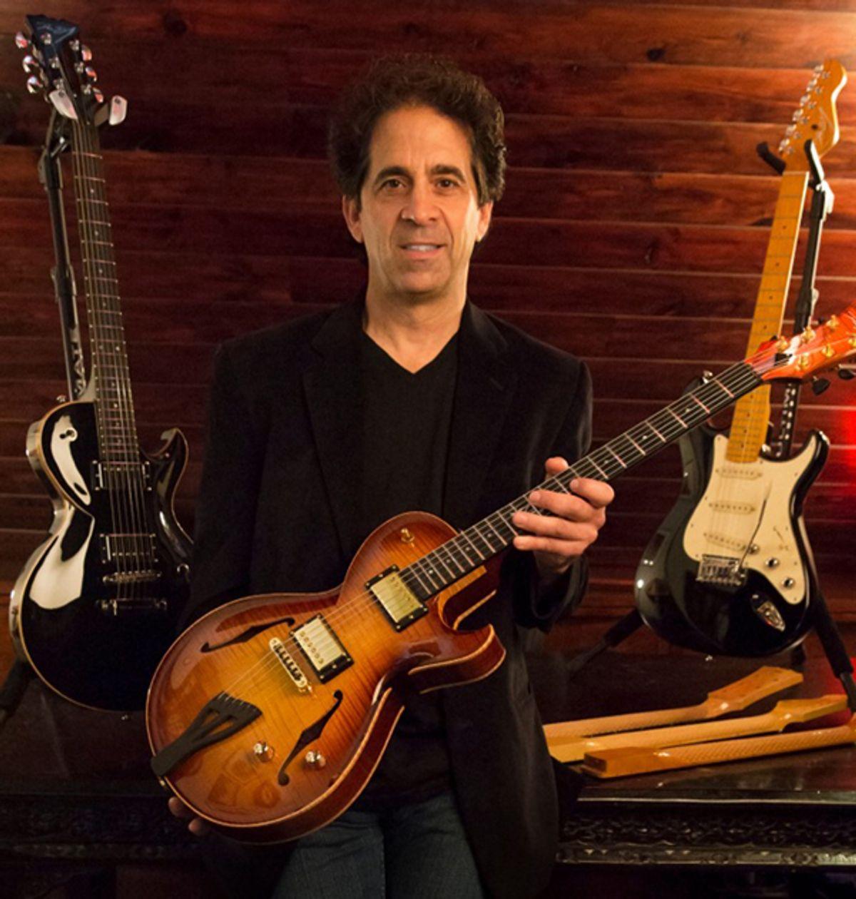 Dean Zelinsky Debuts New E-Commerce Guitar Line