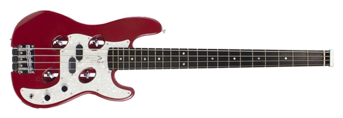 Traveler Guitars Expands Bass Offerings