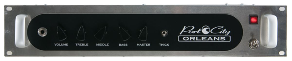 Port City Orleans Bass Preamp Review