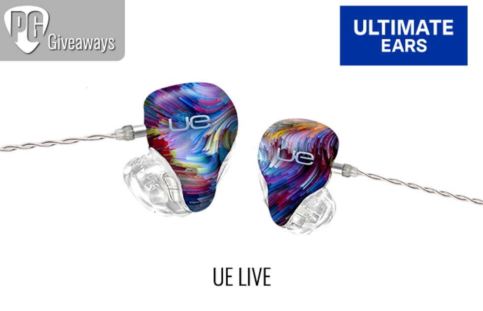 PG Giveaways: Ultimate Ears LIVE