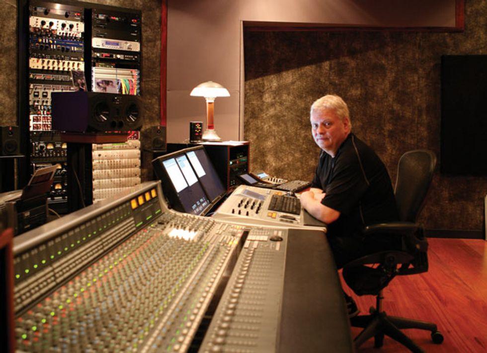 Michael Wagener Studio Legends Michael Wagener Premier Guitar