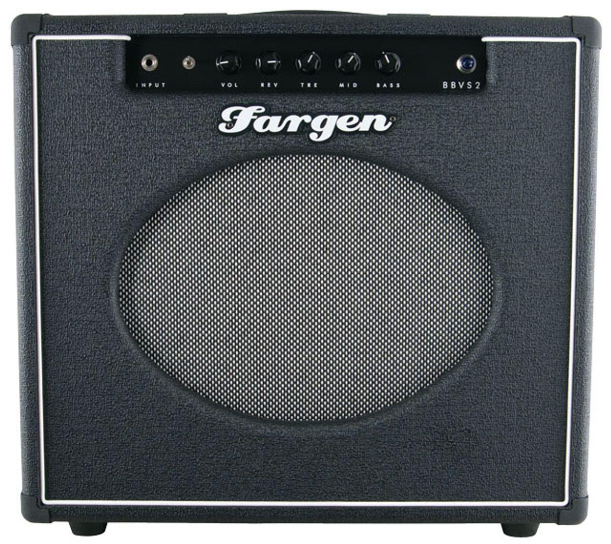 Fargen Blackbird VS2 Amp Review