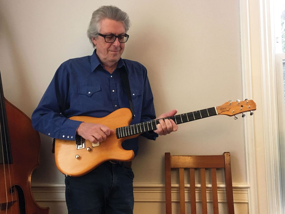 Reader Guitar of the Month: The Beecaster