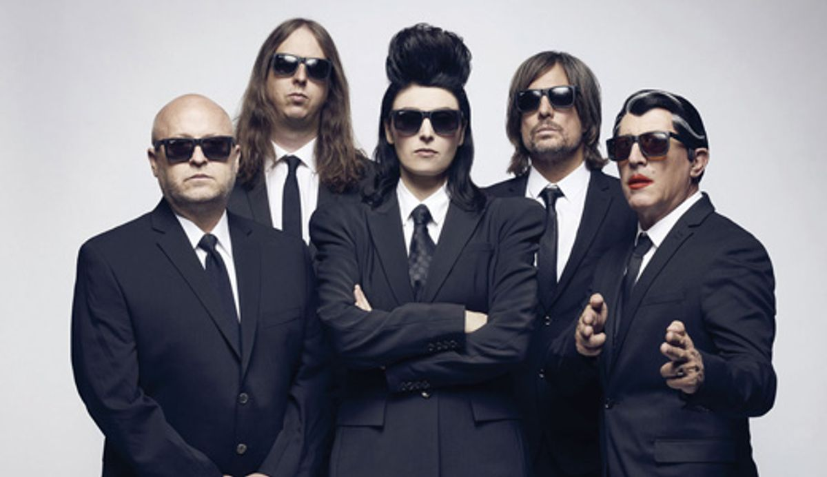 Puscifer Makes the Case for Embracing the Awkward
